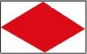 Bandera de Foxtrot de Savent, 10x15