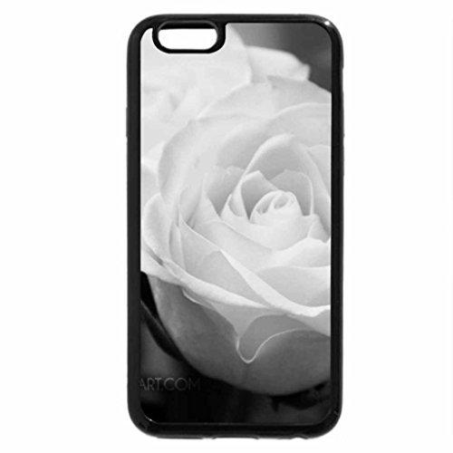 iPhone 6S Plus Case, iPhone 6 Plus Case (Black & White) - Biggest Mistake