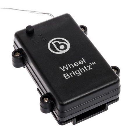 Brightz, Ltd. Wheel Brightz LED Bicycle Accessory Light (for 1 Wheel), Pink by Brightz, Ltd. (Image #6)