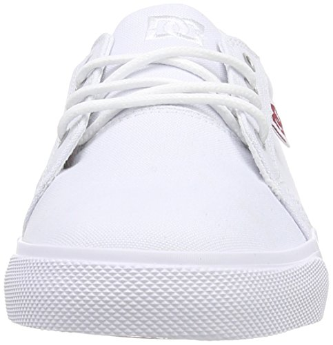 Se Tx Femme Shoe Baskets J Basses Shoes Dc Blanc Council Wht 1BxFq7