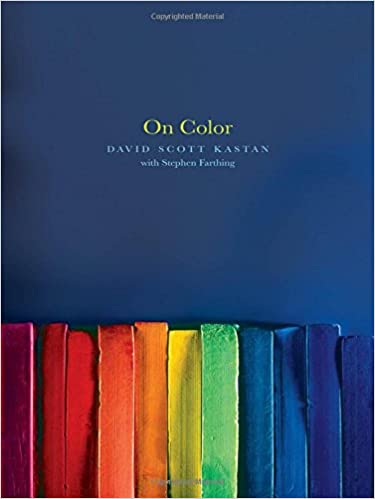 amazon on color david kastan stephen farthing use of color