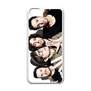 iPhone 5C phone cases White Fall out boy Phone cover NAS3843717