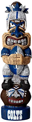Indianapolis Colts Tiki Figurine ()