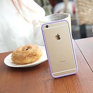 DK_iPhone 6 compatible Solid Color/Special Design/Novelty Bumper Frame