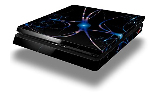 Synaptic Transmission   Decal Style Skin Fits Sony Playstation 4 Slim Gaming Console