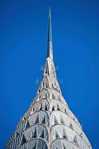 Chrysler Building New York City Photo Art Print Poster 24x36 inch