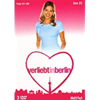 Verliebt in Berlin - Box 23, Folge 441-460 (3 DVDs)