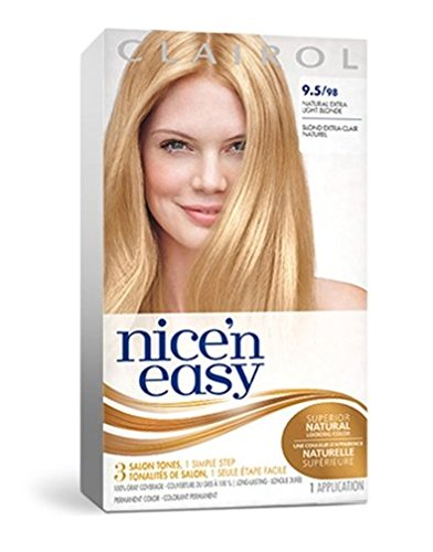 Clairol Nice N Easy Hair Color 121A