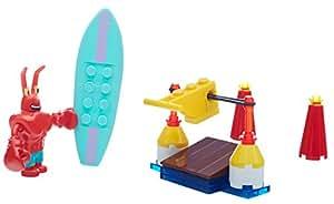 Megabloks Spongebob Squarepants Wacky Gym Building Playset