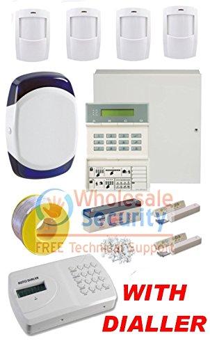 Con sistema de alarma antirrobo Scantronic 9651-41 Pro 4 PIR ...