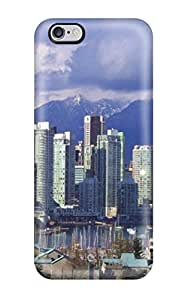 Cute Appearance Cover/tpu YpnfXua4004GeFqm Vancouver City Case For Iphone 6 Plus