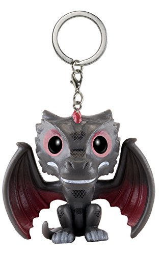 Funko Pocket Game of Thrones - Drogon POP Keychain