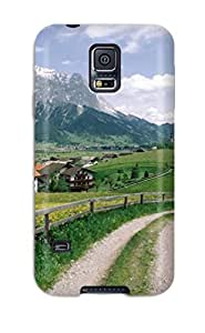 Galaxy High Quality Tpu Case/ Road EsmDujA6231FbOha Case Cover For Galaxy S5 by lolosakes