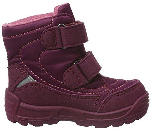 Richter Kinderschuhe Mädchen Freestyle Schneestiefel Pink (port/mallow 7401)