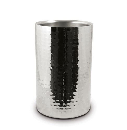 Cuisinox Double Walled Hand Hammered Wine Cooler/Chiller.