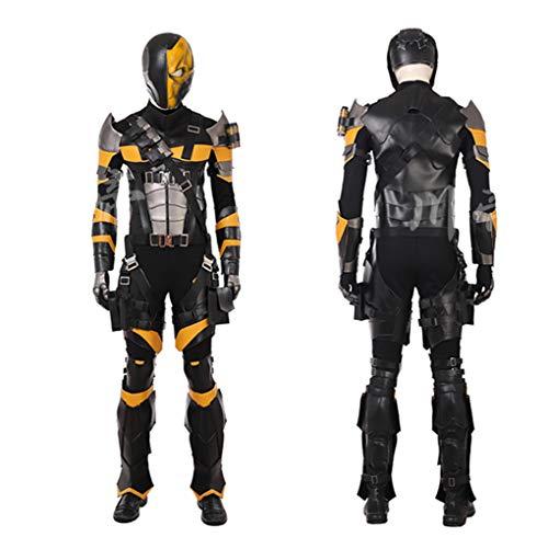 Detective Comics Deathstroke Slade Joseph Wilson Cosplay Costume (S)
