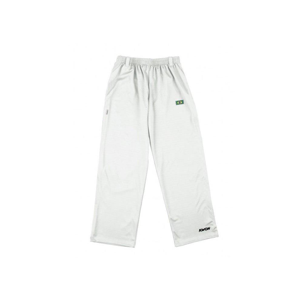 KWON Capoeira Hose Brasil, Weiß Kwon L Weiß Kwon L 2061002