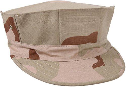 Marines BDU Cap 8 Point Military Fatigue Hat Utility Cover Uniform Camo
