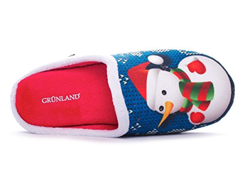 Grunland Adel mixte adulte, velours, chaussons