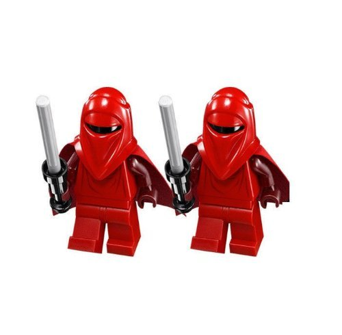 Lego Imperial Royal Guard Set of 2 From 75034 Star Wars Minifigures]()
