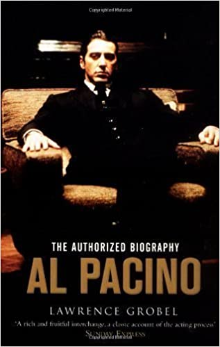 Al Pacino: The Authorized Biography by Grobel, Lawrence New