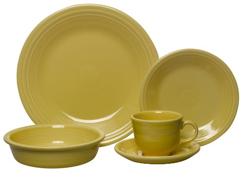 50 piece dish set - 6