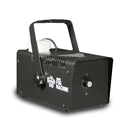 Froggys Fog - 400 Watt Halloween Fog Machine with Wired Remote Control, 400-Watt Fog Machine - All Metal, Great Output, Timer and Wireless Control Options
