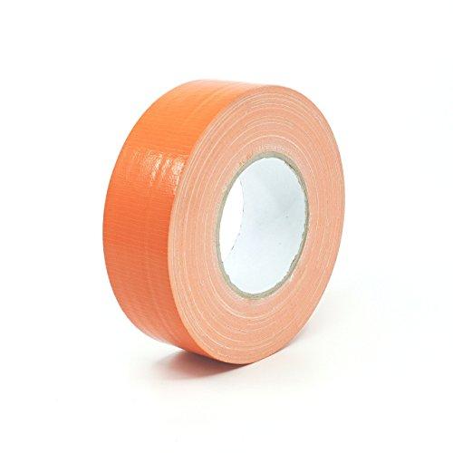 "1.5"" (36mm) Racing Orange-Industrial Grade Duct Tape (67236)[Single Roll]"