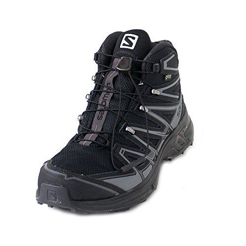 magnet L39183200 Men's Salomon Boots Hiking Rise High black T0g6O