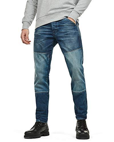 Blue Denim star Medium 33 Jeans L30 9920 Faeroes G Homme D11609 0YBggn8
