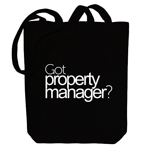 Property Idakoos Manager Bag Idakoos Property Got Tote Canvas Occupations Manager Got tdqPt