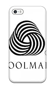 Tpu Case For Iphone 5/5s With Woolmark Logo