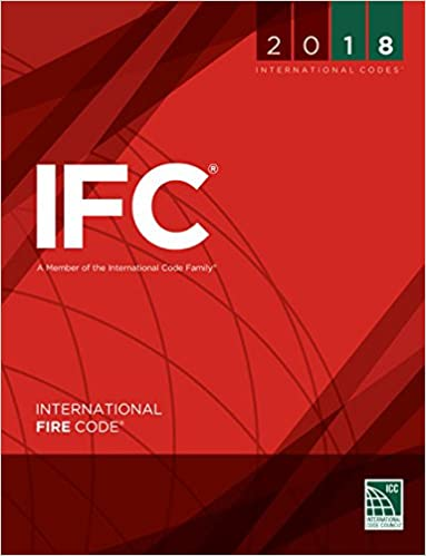 2018 International Fire Code Turbo Tabs, Soft Cover Version 1st Edition