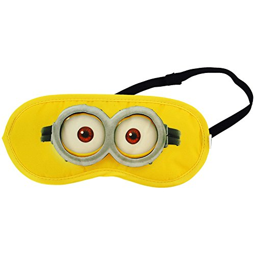 38197830ef3 Eye Mask Minion Despicable Me Novelty Sleeping Travel Mask SC1056 - Buy  Online in Oman.