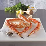 Trident Seafoods Wild Alaskan Red King Crab, 10 lbs.
