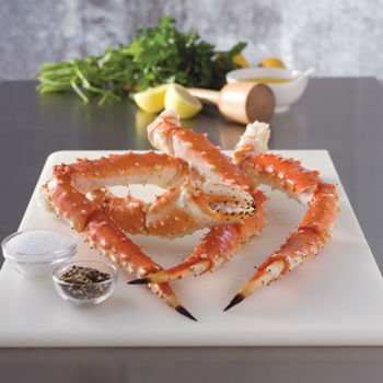 Trident Seafoods Wild Alaskan Red King Crab, 10 lbs. by Trident