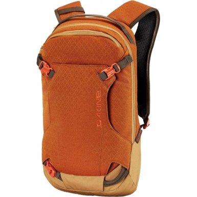 Dakine Men's Heli Pack 12L Backpack, Copper, - Sunglasses Uk Round
