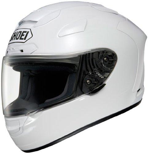 SHOEI X-12 MOTORCYCLE STREET HELMET WHITE MD