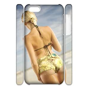 hhCASE 3D Bumper Plastic Customized Case Of Heart for iPhone 5,5S