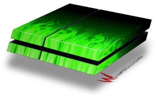 Vinyl Skin Wrap For Sony Ps4 Dualshock Controller Fire