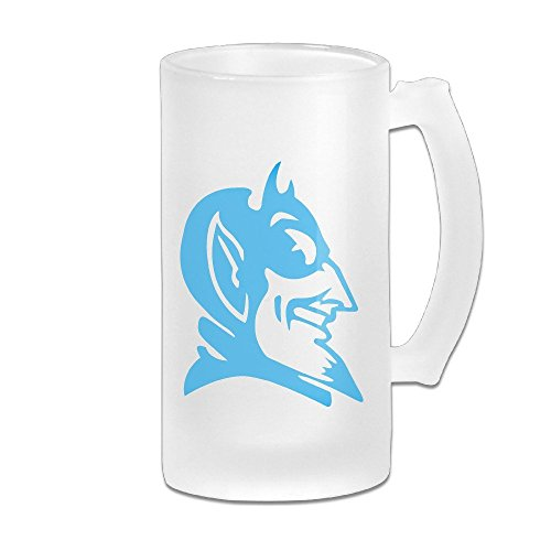 Ten Strawberry Street Van (Duke Blue Devils Logo Grind Beer Glass Mug White)