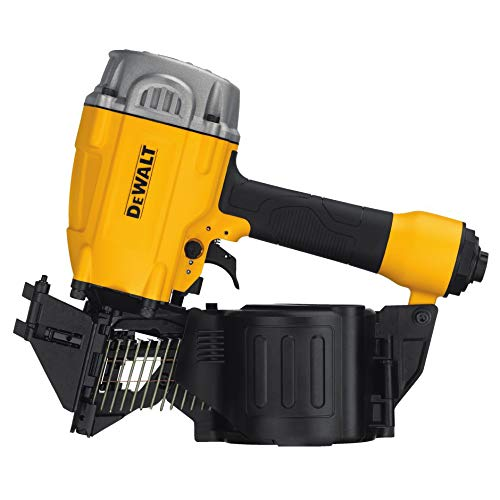 Dewalt DWF83CR 15-Degrees 3-1/4 in. Coil Framing Nailer (Renewed)