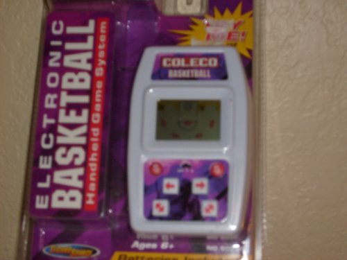 Electronic Hand Held Basketball by Coleco