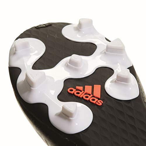 Mixte de Conquisto J FG ftwweiss solrot Gymnastique Chaussures Enfant cschwarz II adidas ZUq0pw4w