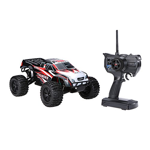 - Goolsky ZD Racing NO.9106 Thunder ZMT-10 RC Car 2.4GHz 4WD 1/10 Scale RTR Brushless Electric Monster Truck