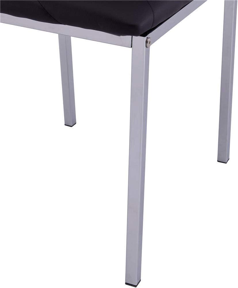 Home Detail - Juego de mesa de comedor redonda de cristal ...