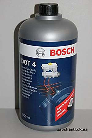Bosch 1987479002 Aceite freno Dot 4 Bote de 1 litro: Amazon.es ...
