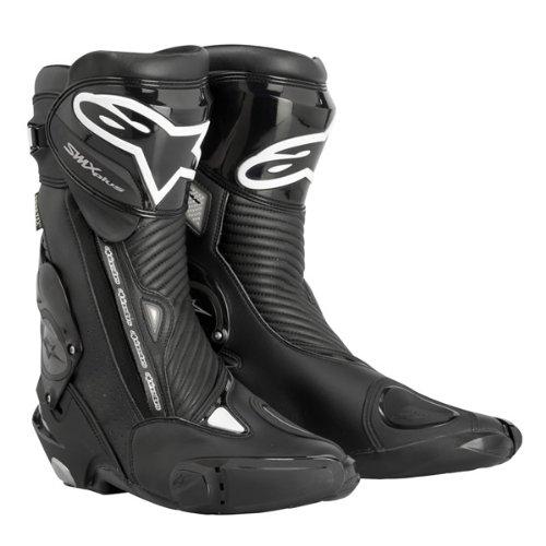 Alpinestars S-MX Plus 2013 Racing Boots Black 36 EUR