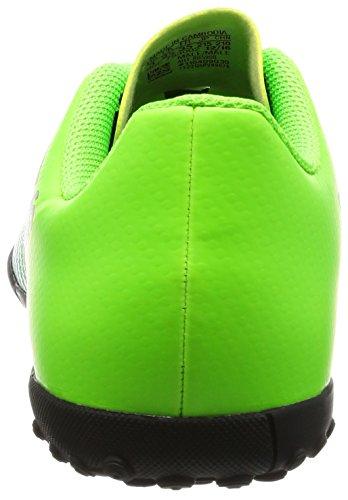 Adidas x 16.4TF J–Chaussures montantes de fútbolpara enfants, vert–(Versol/negbas/verbas), 31