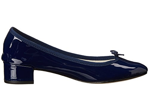 Repetto Donna Camille Patent Navy